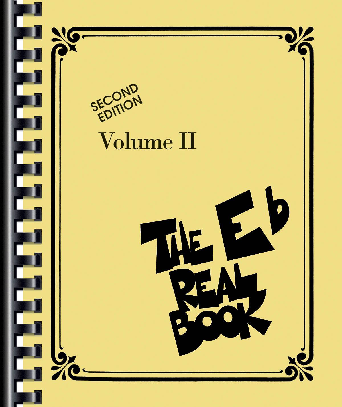 The Real Book - Volume II - Second Edition: Saxophone: Instrumental Album