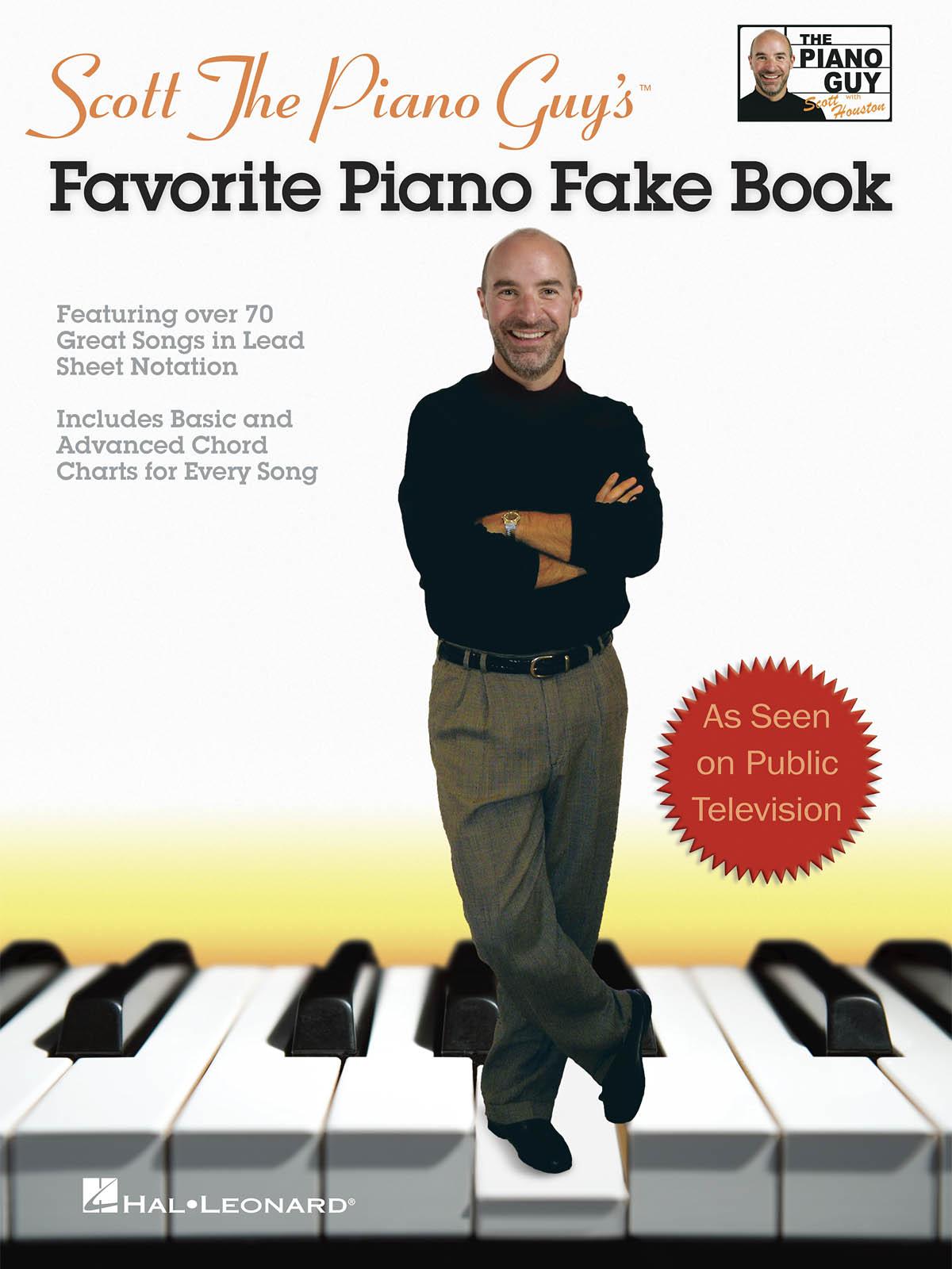 Scott The Piano Guy's Favorite Piano Fake Book: Melody  Lyrics and Chords: Mixed