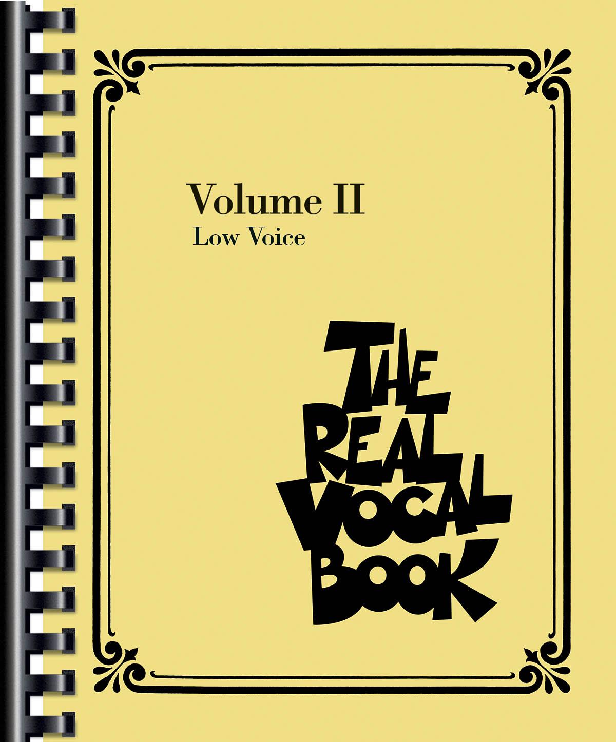 The Real Vocal Book - Volume II: Vocal Solo: Vocal Album