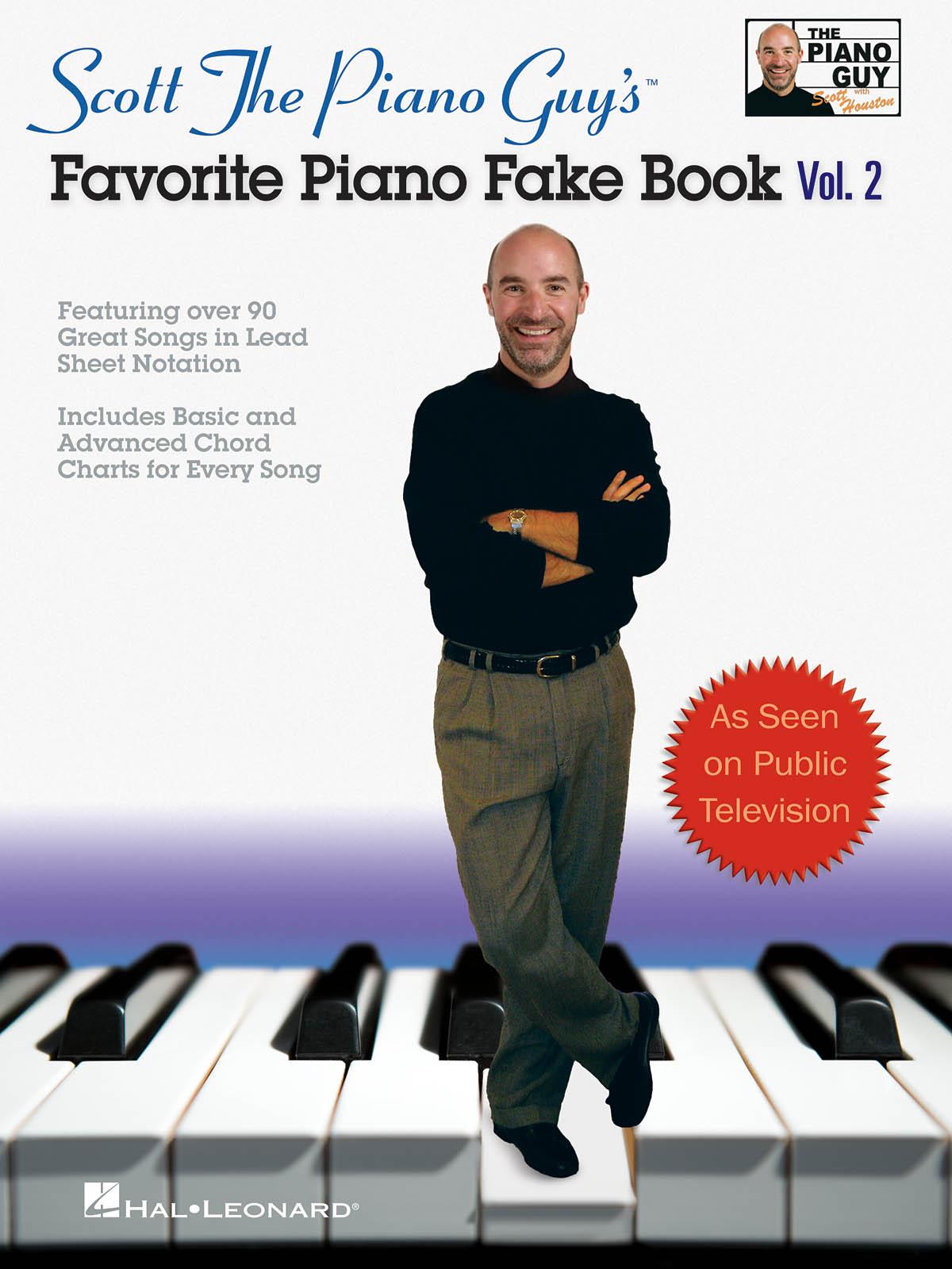 Scott the Piano Guy's Favorite Piano Fake Book: Piano: Instrumental Album