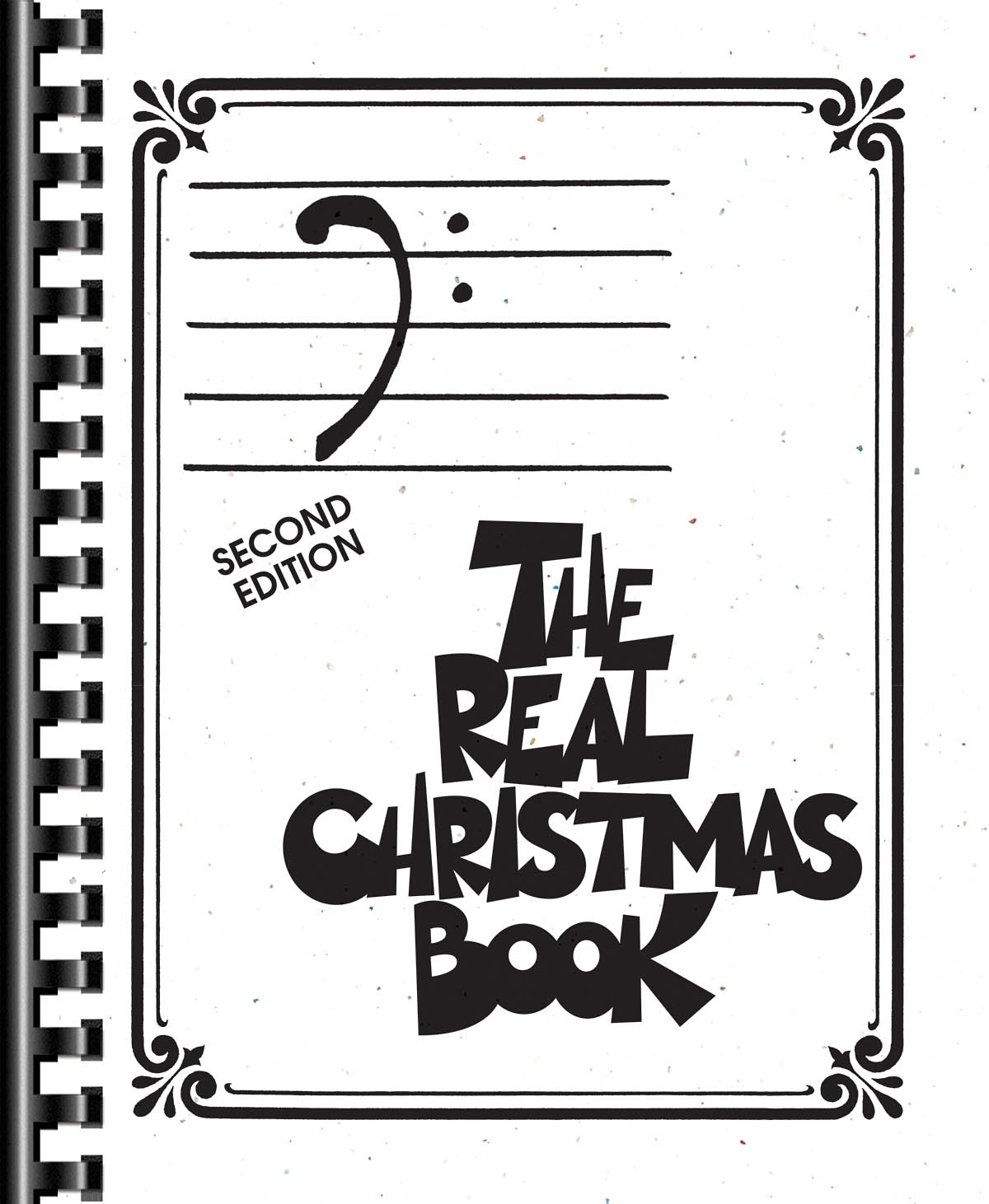 The Real Christmas Book - 2nd Edition: TC/BC Instrument: Instrumental Album