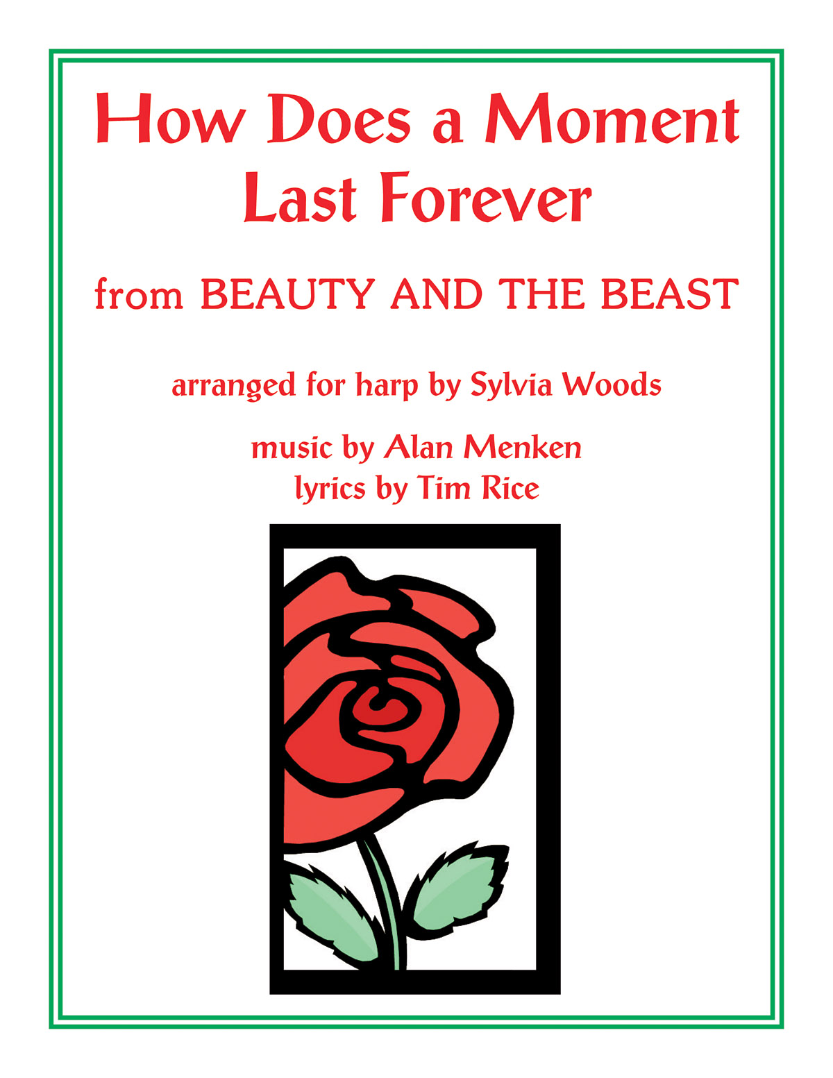 How Does A Moment Last Forever: Harp Solo: Instrumental Work