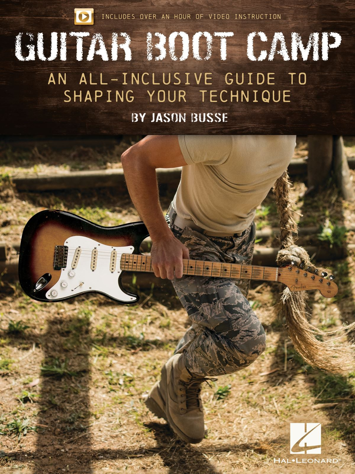 Guitar Boot Camp: Guitar Solo: Instrumental Tutor