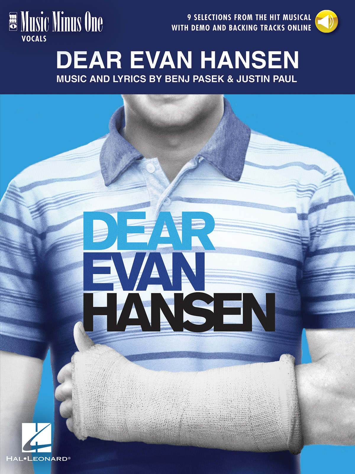 Benj Pasek Justin Paul: Dear Evan Hansen: Vocal Solo: Vocal Album