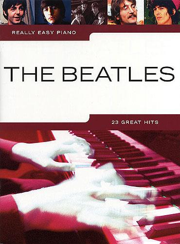 The Beatles: Easy Piano