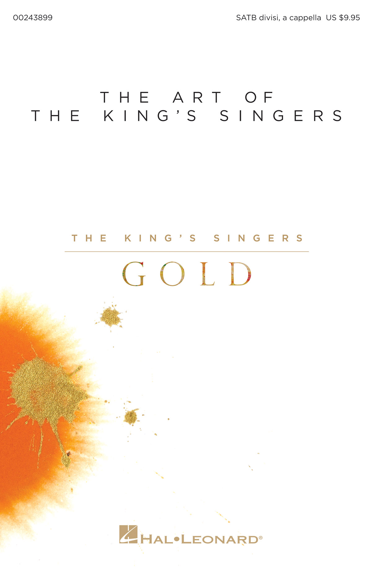 The King's Singers: The Art of The King's Singers: Mixed Choir a Cappella: Vocal