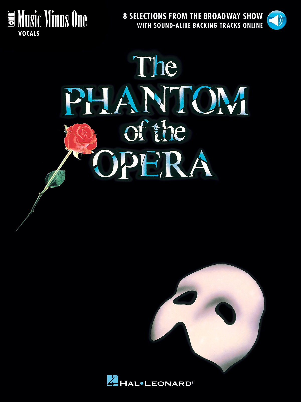 The Phantom Of The Opera - Music Minus One Vocal (Music Minus One Vocals) (Includes Online Access Code)