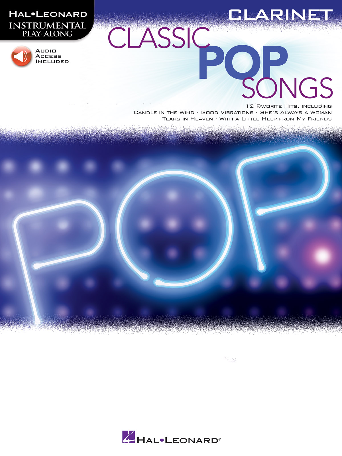 Classic Pop Songs - Clarinet: Clarinet Solo: Instrumental Album