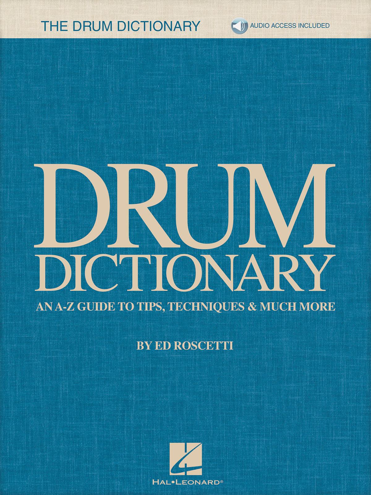 Drum Dictionary: Drums: Instrumental Tutor