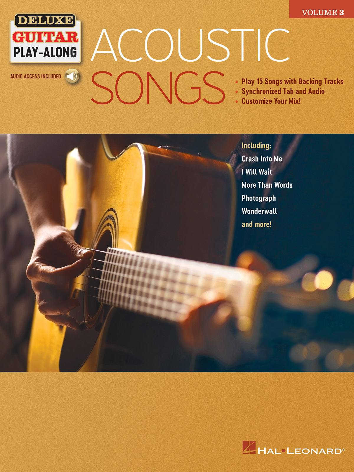 Acoustic Songs: Guitar Solo: Mixed Songbook