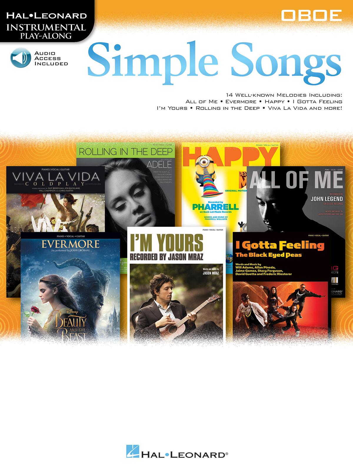 Simple Songs - Oboe: Oboe Solo: Instrumental Album