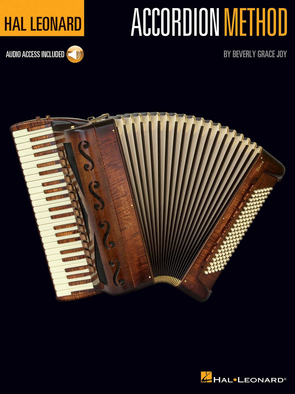 Hal Leonard Accordion Method: Accordion Solo: Instrumental Tutor