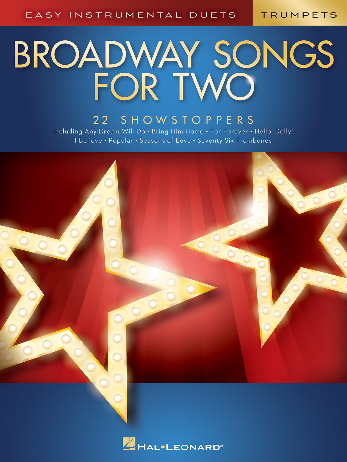 Broadway Songs for Two Trumpets: Trumpet Duet: Instrumental Album