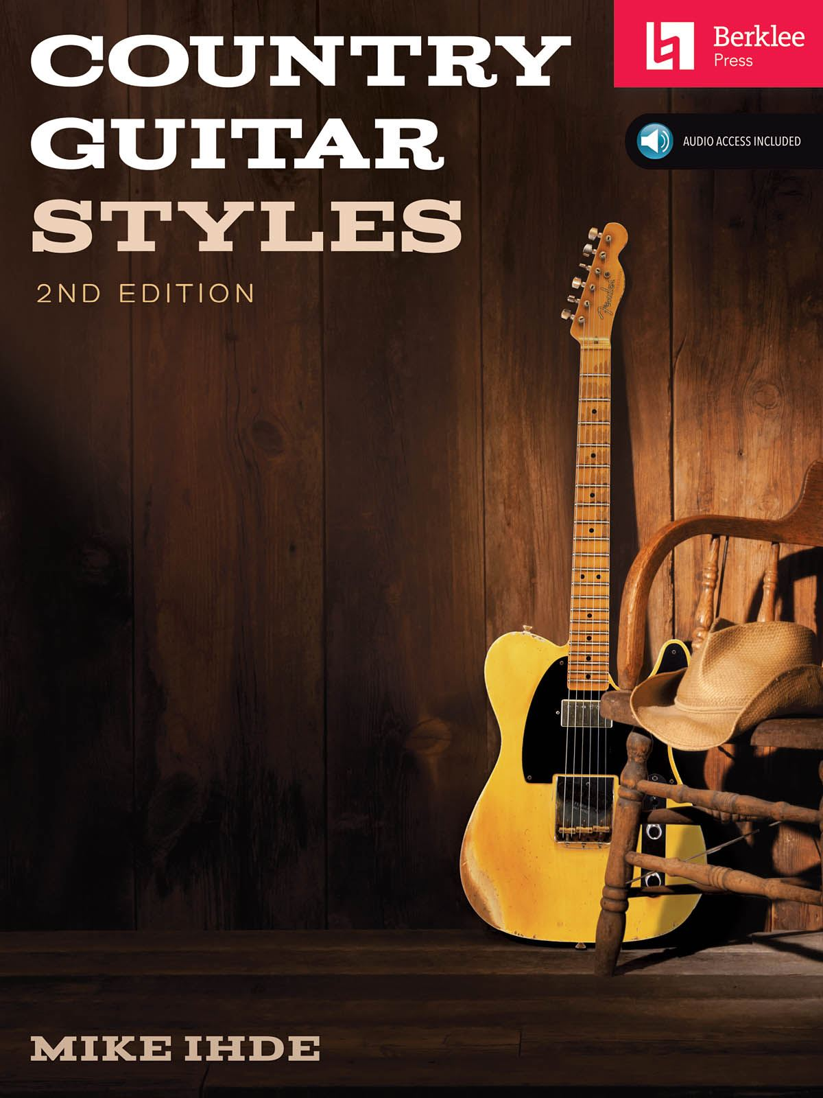 Country Guitar Styles - 2nd Edition: Guitar Solo: Instrumental Album