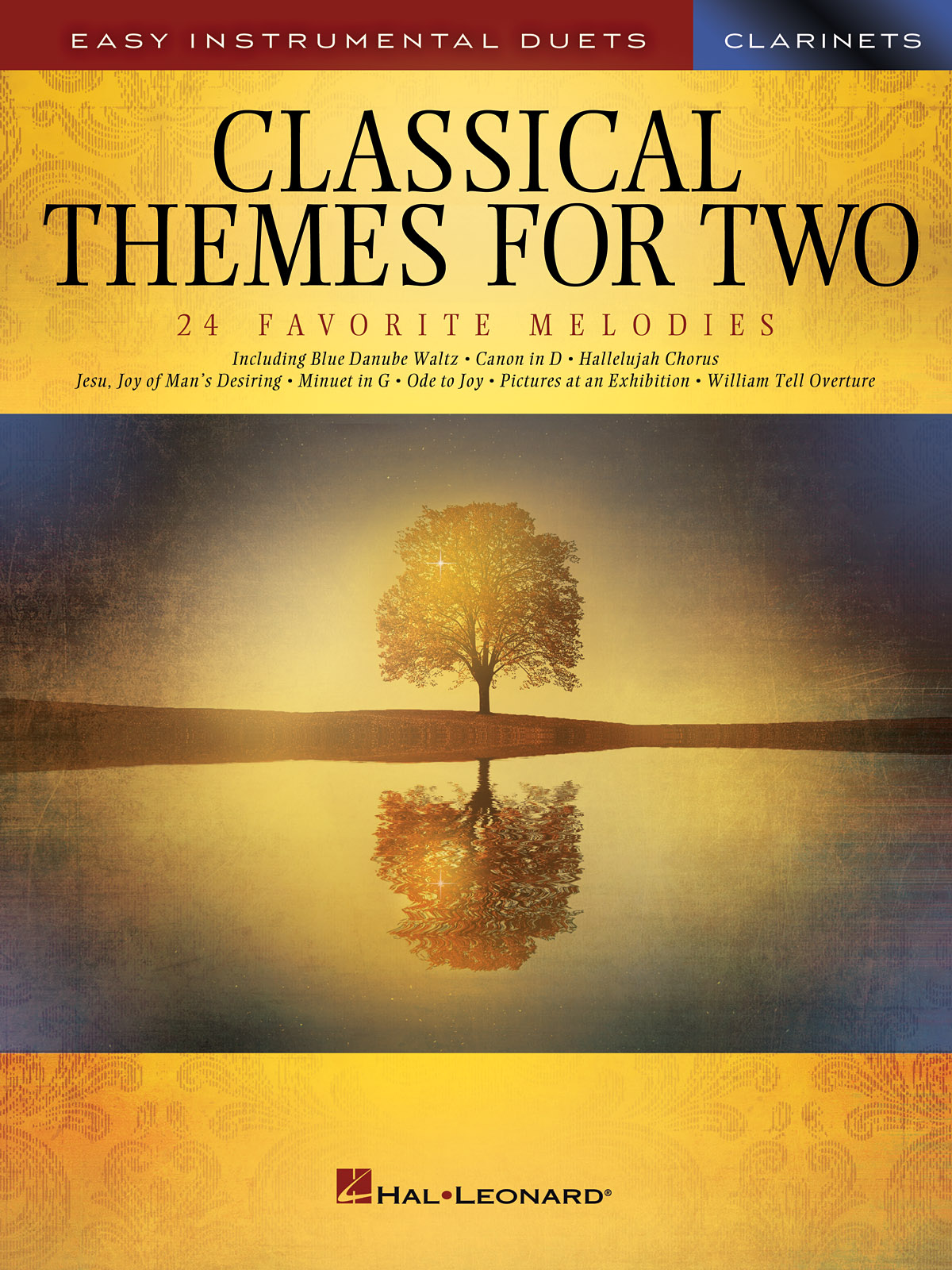 Classical Themes for Two Clarinets: Clarinet Duet: Instrumental Album