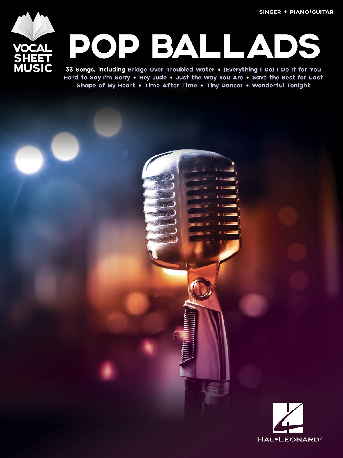 Pop Ballads: Vocal and Other Accompaniment: Mixed Songbook