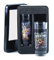 Lynyrd Skynyrd Shot Glass Set: Kitchenware