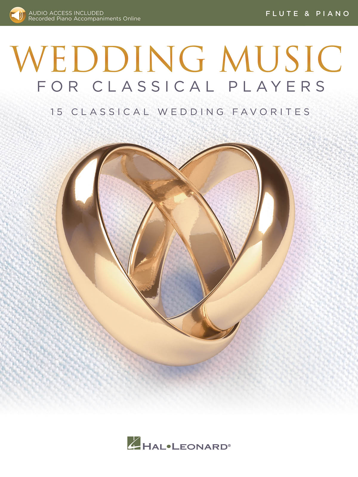 Wedding Music for Classical Players - Flute: Flute and Accomp.