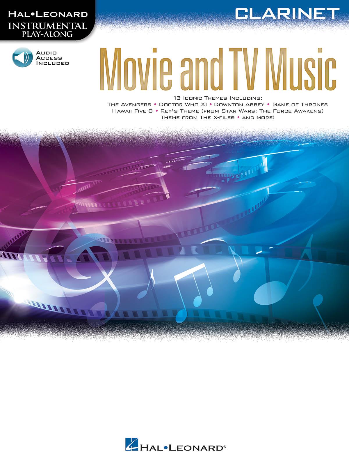 Movie and TV Music - Clarinet: Clarinet Solo: Instrumental Album