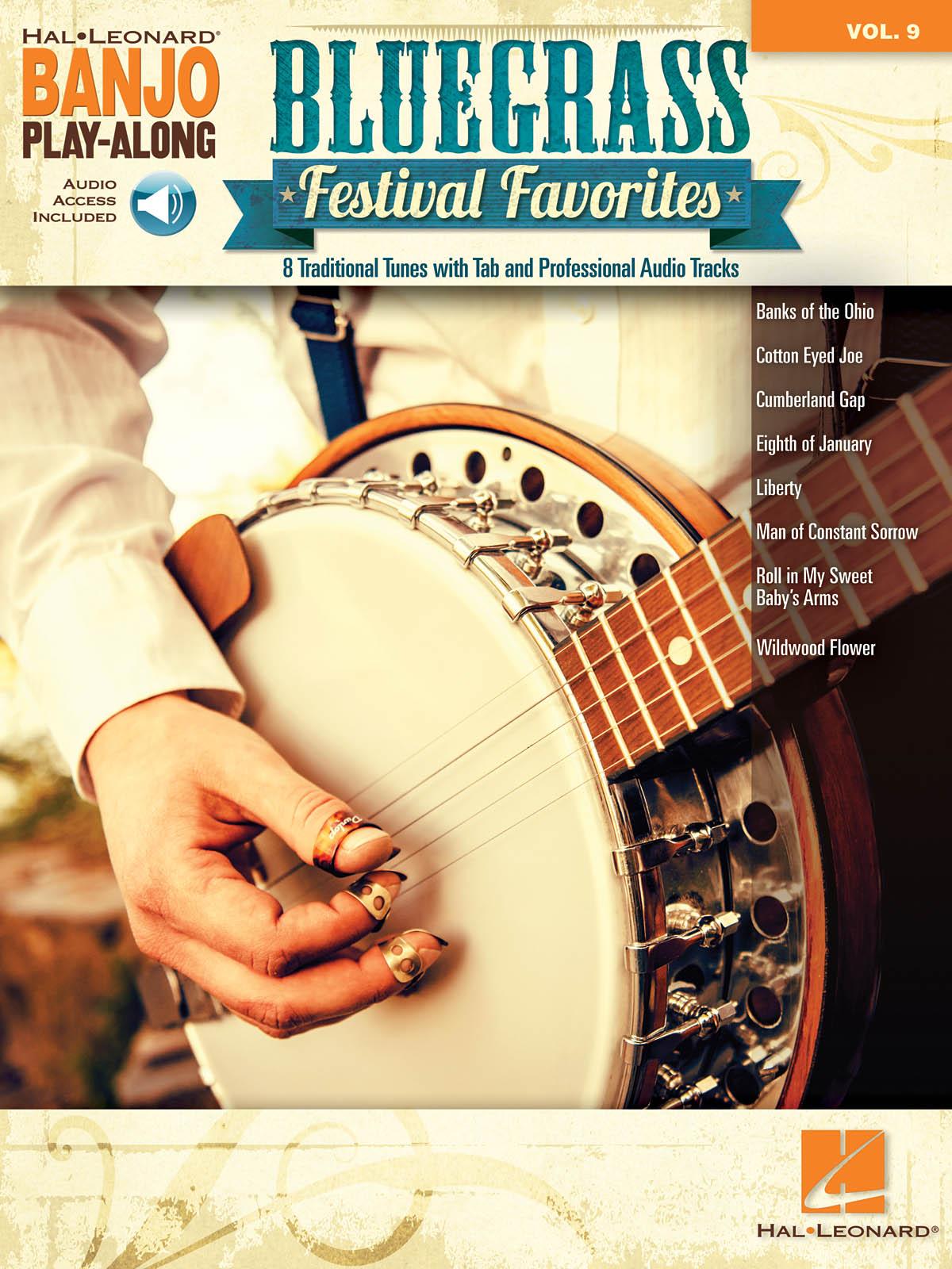 Bluegrass Festival Favorites: Banjo