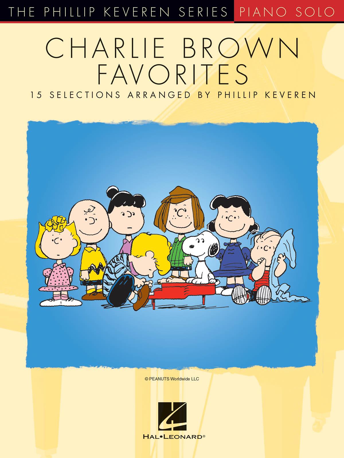 Vince Guaraldi: Charlie Brown Favorites: Piano: Mixed Songbook