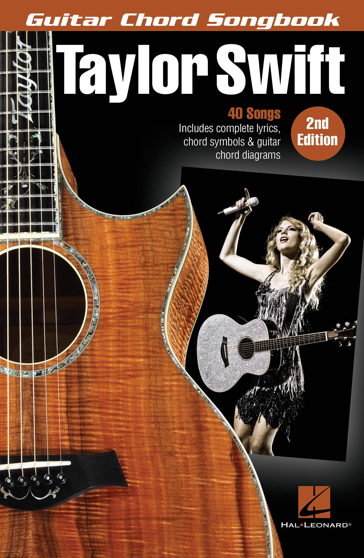 Taylor Swift: Taylor Swift - Guitar Chord Songbook - 2nd Edition: Guitar Solo: