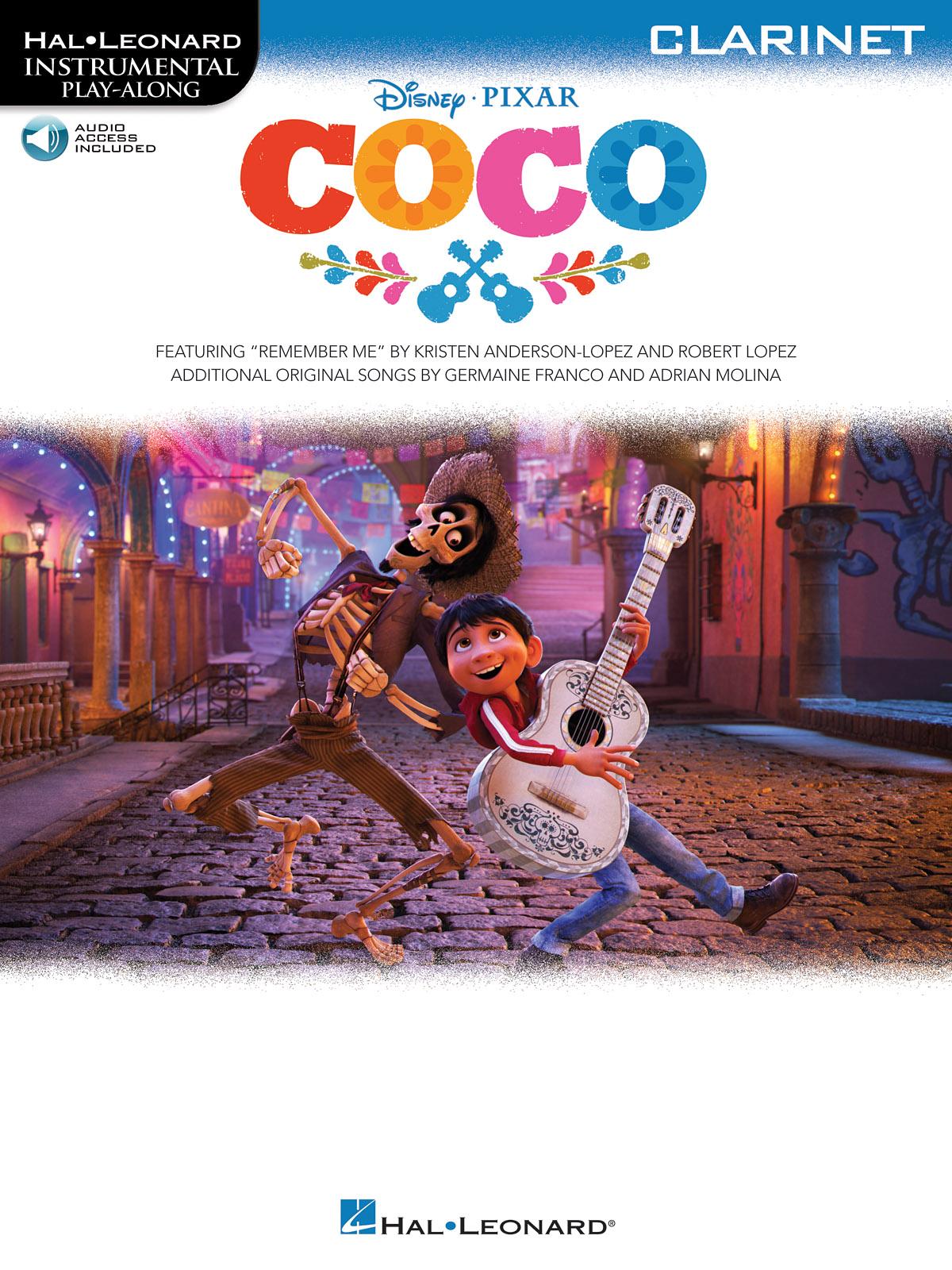 Coco - Clarinet: Clarinet Solo: Instrumental Work