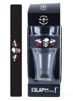 Avenged Sevenfold Slap Band Single Pack Glassware: Kitchenware