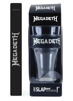 Megadeth Slap Band Single Pint Glassware: Kitchenware