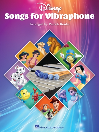Disney Songs for Vibraphone: Vibraphone: Instrumental Collection
