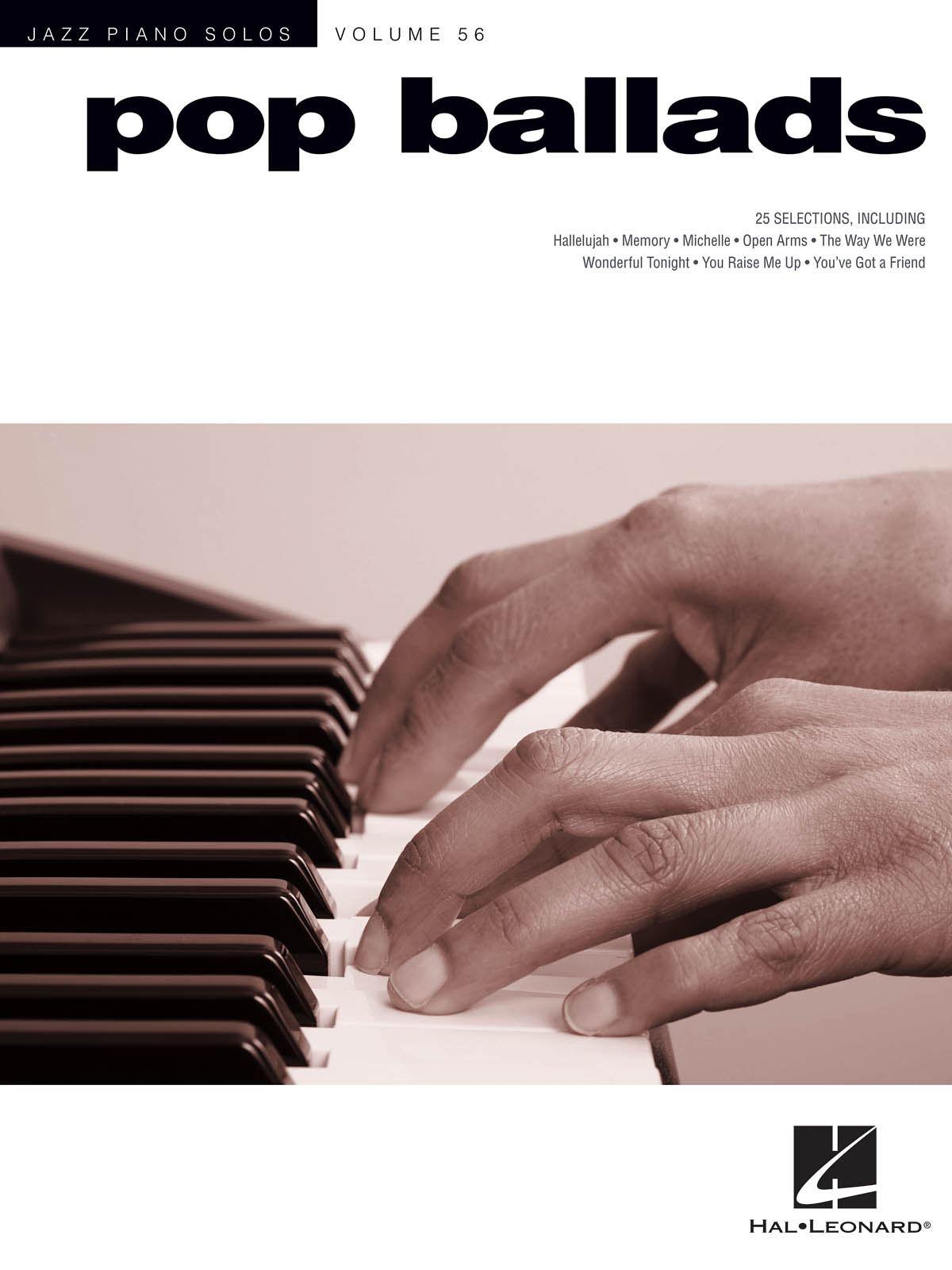 Pop Ballads: Piano: Instrumental Album