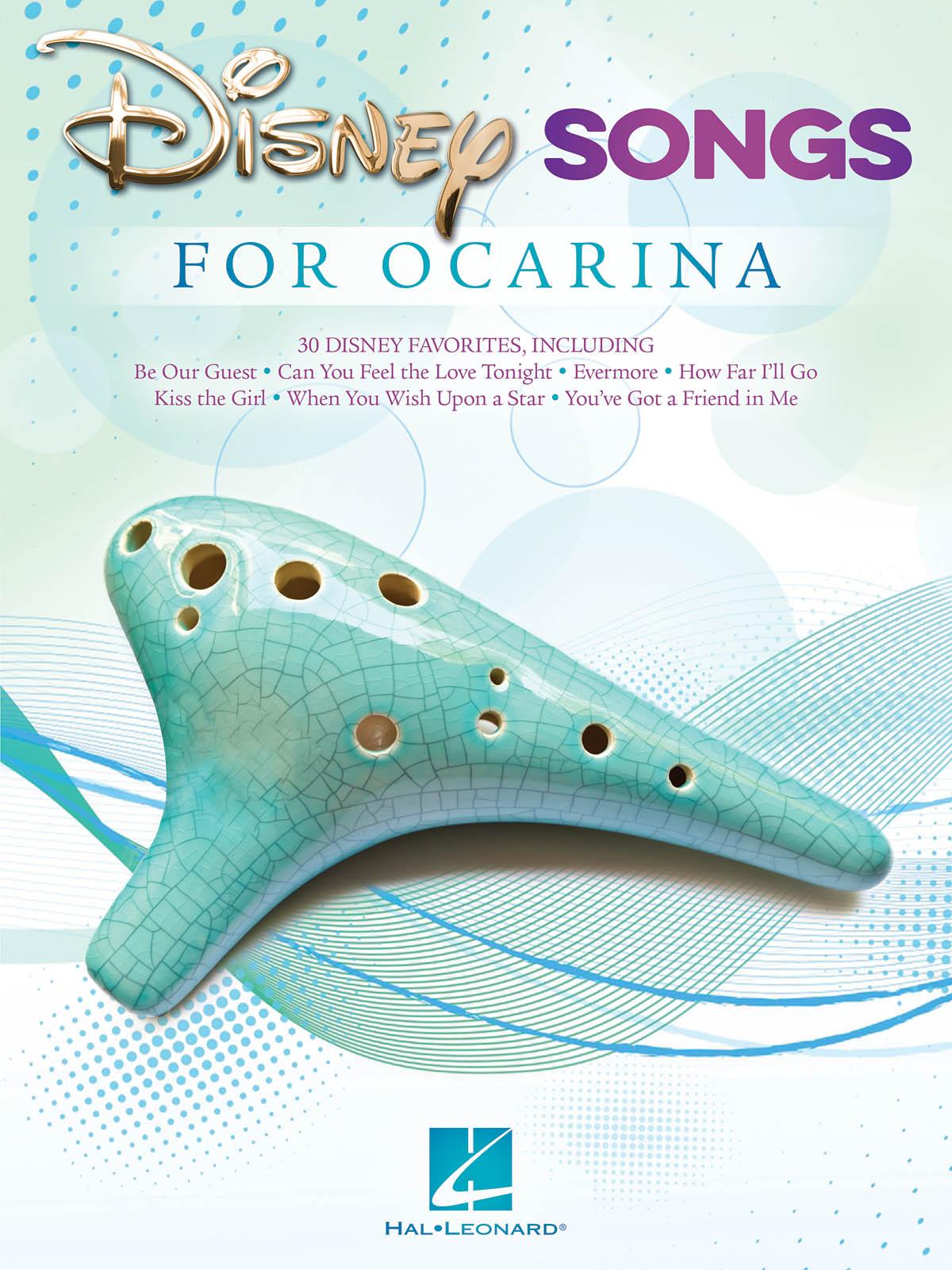 Disney Songs for Ocarina: Other Variations: Instrumental Album