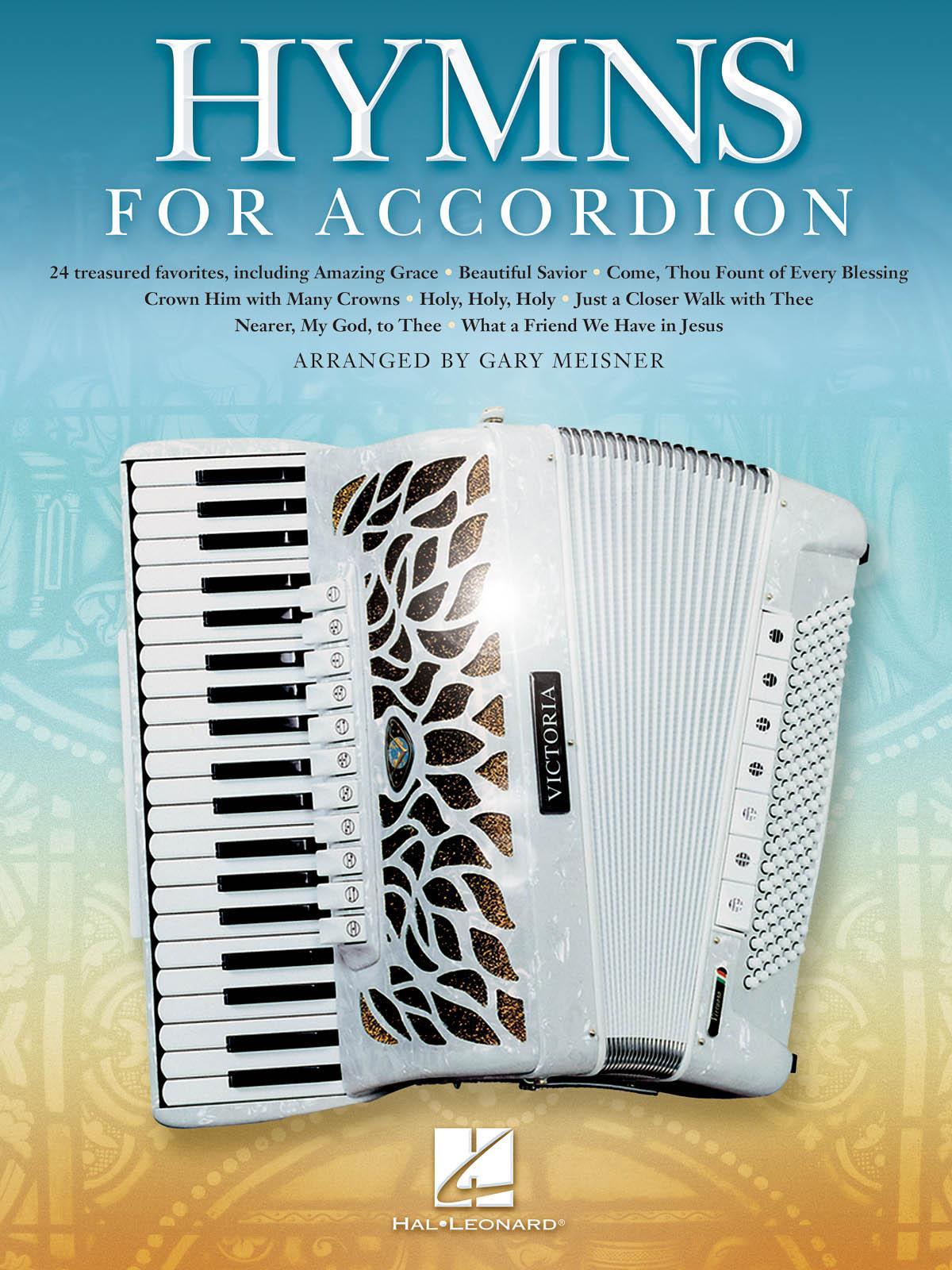 Hymns for Accordion: Accordion Solo: Instrumental Album