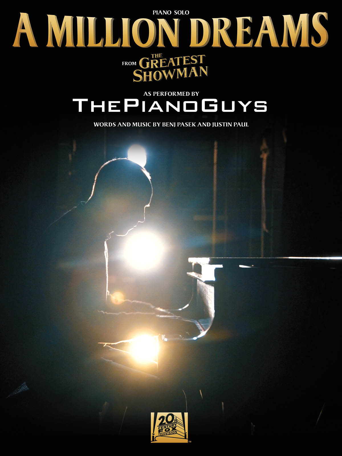 The Piano Guys: A Million Dreams (from The Greatest Showman): Piano: