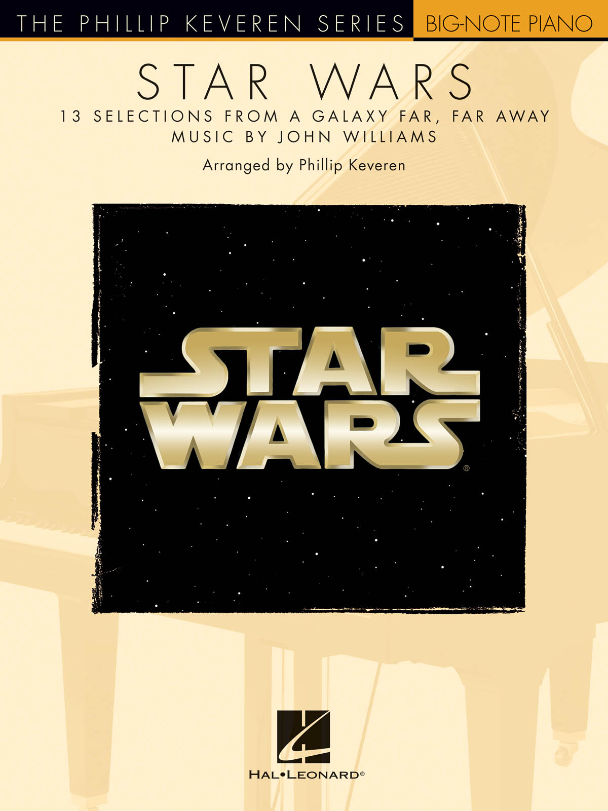 John Williams: Star Wars for Big-Note Piano: Piano: Instrumental Album