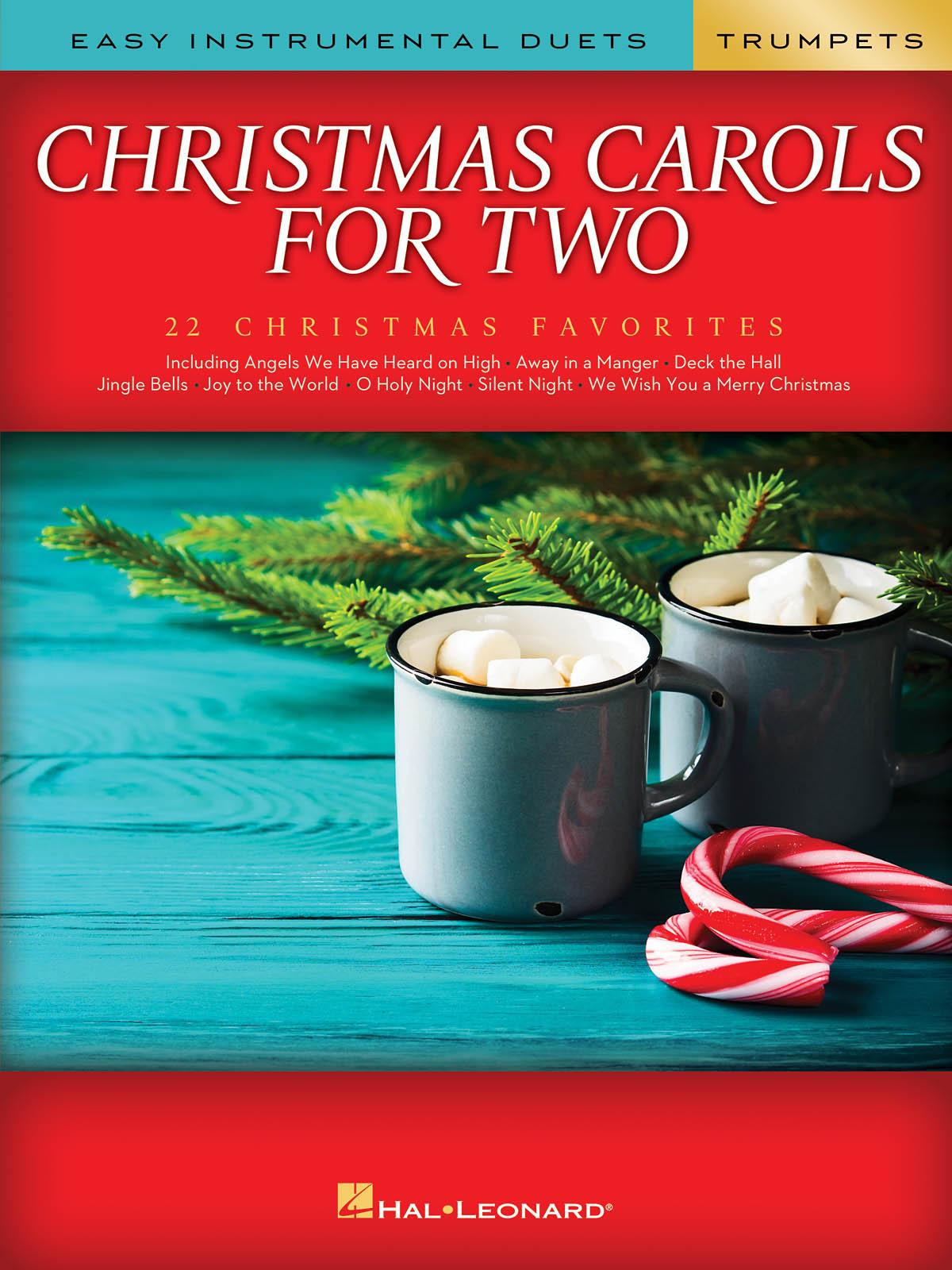Christmas Carols for Two Trumpets: Trumpet Solo: Instrumental Album