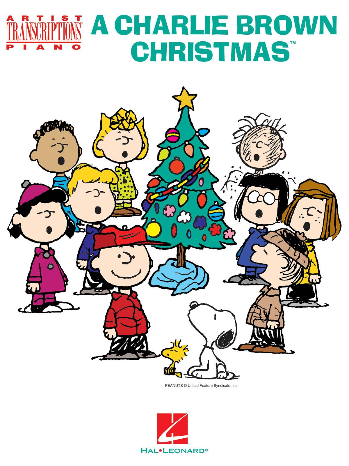 Vince Guaraldi: A Charlie Brown Christmas: Piano