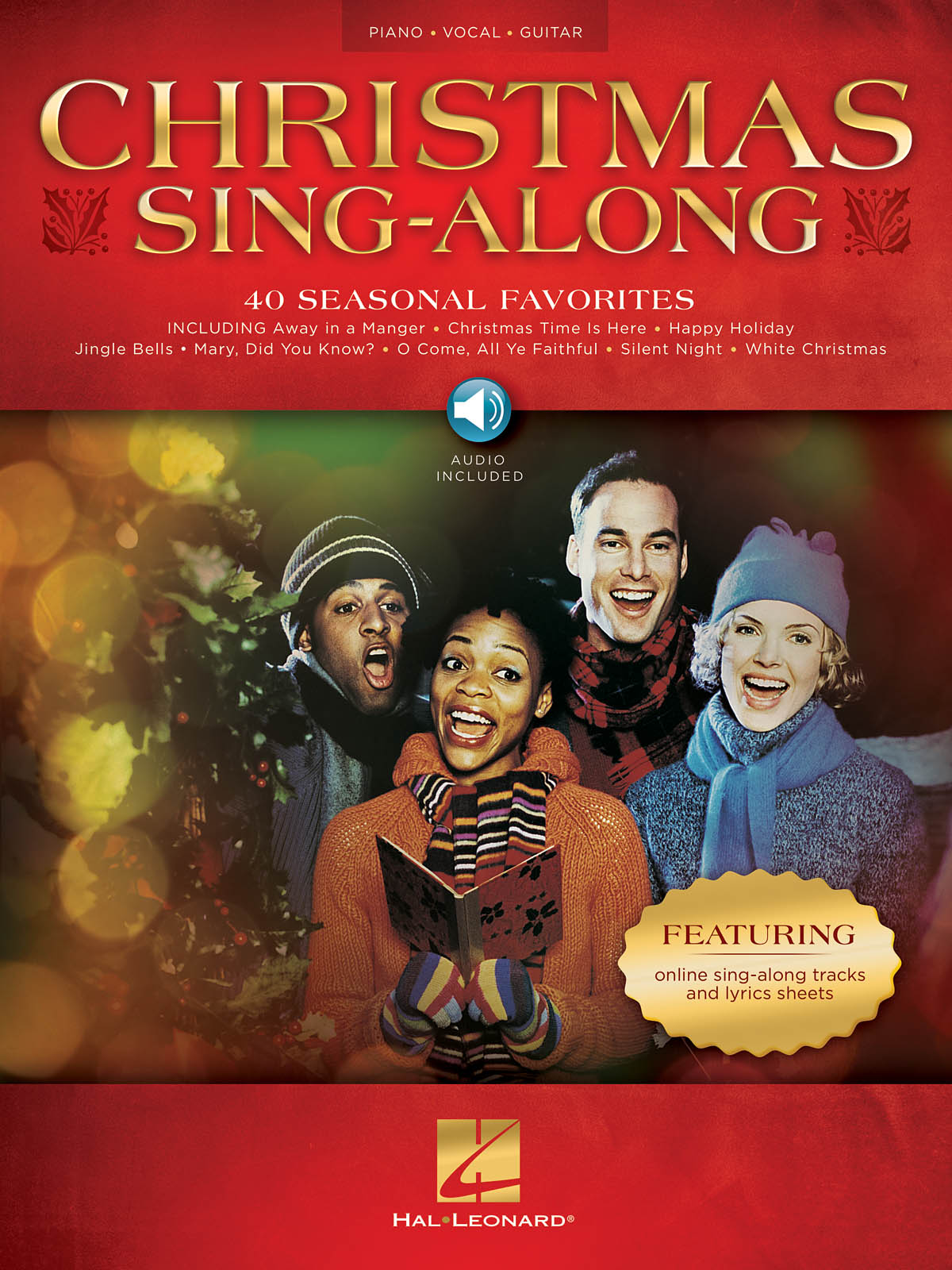 Christmas Sing-Along: Piano  Vocal and Guitar: Mixed Songbook