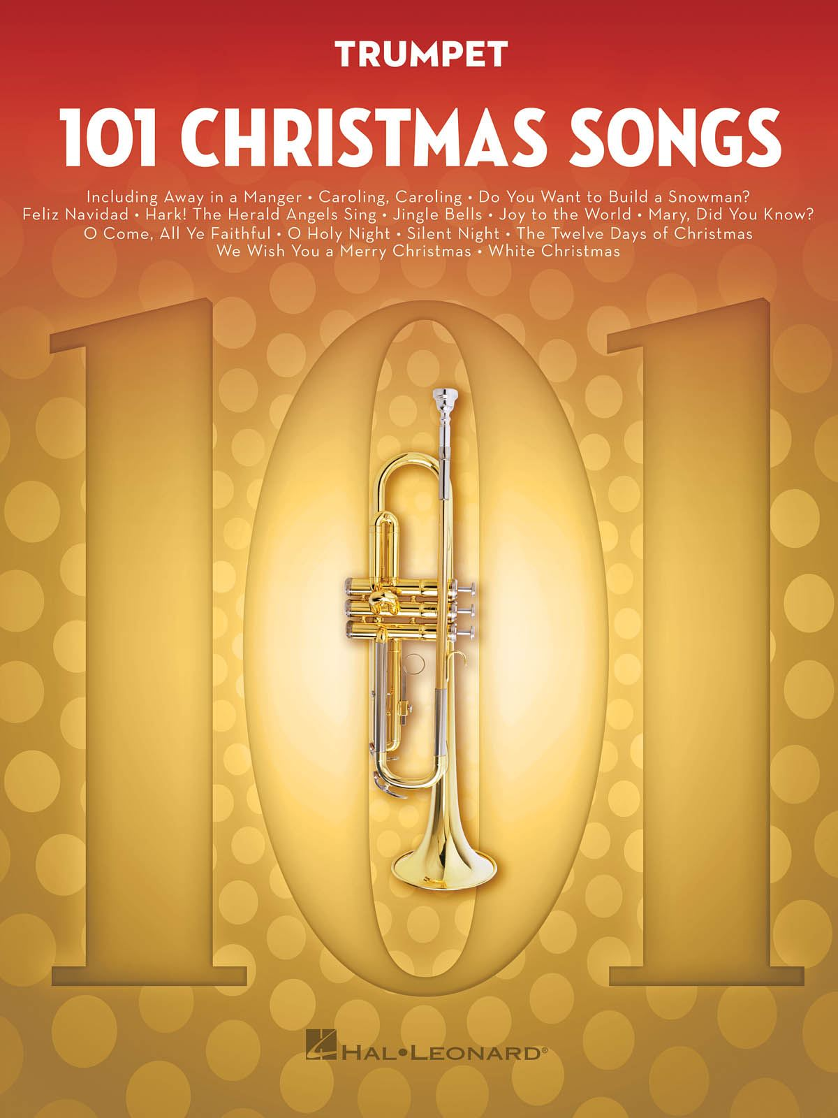 101 Christmas Songs: Trumpet Solo: Instrumental Album