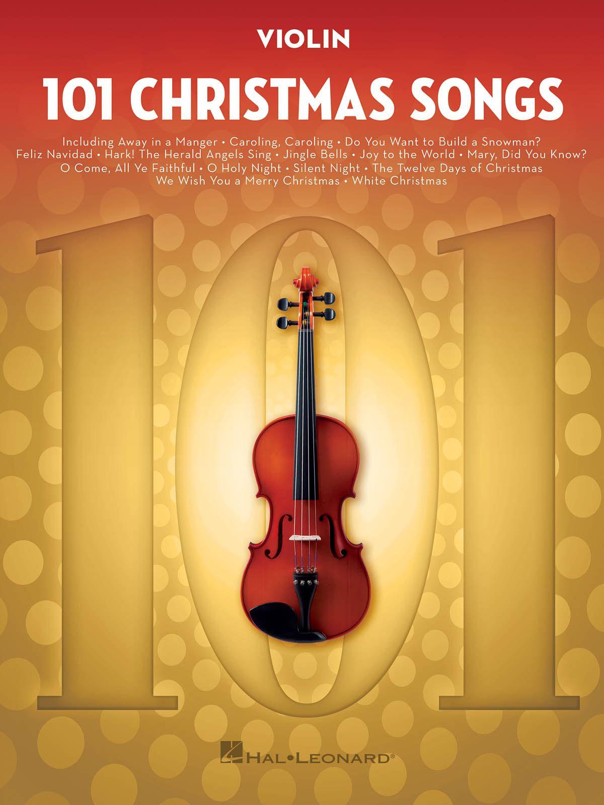 101 Christmas Songs: Violin Solo: Instrumental Album