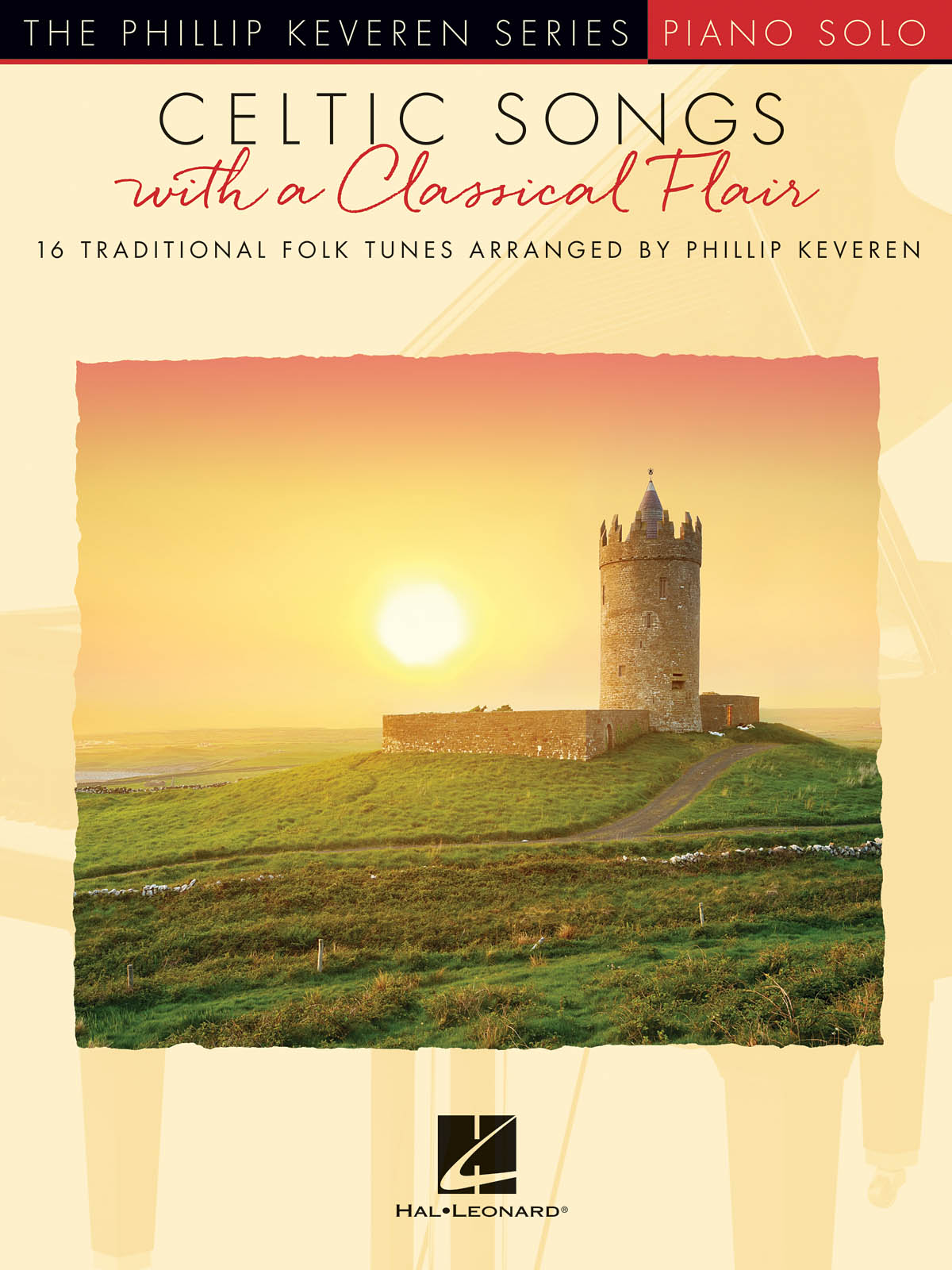 Celtic Songs with a Classical Flair: Piano: Instrumental Album