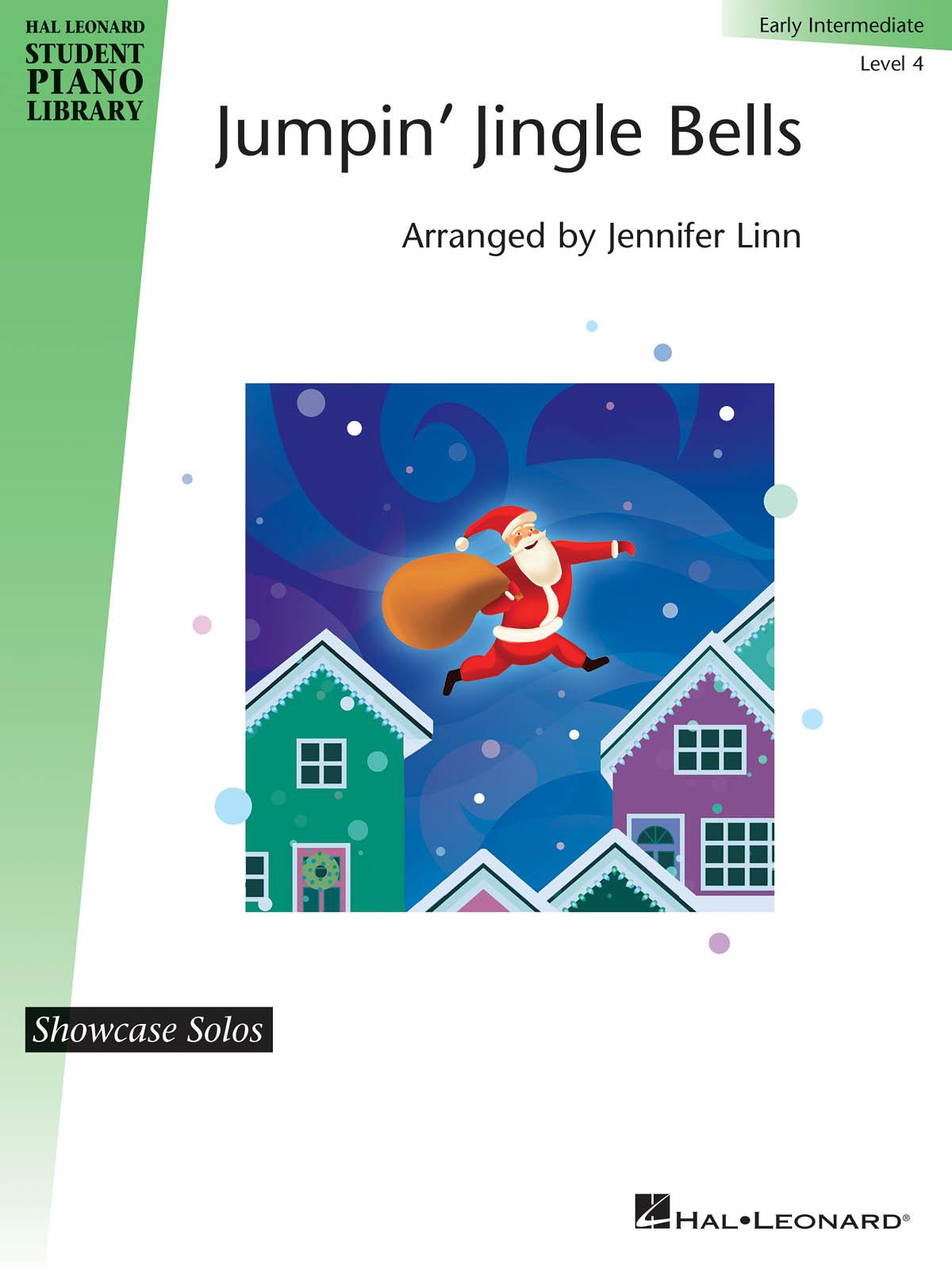 Jumpin' Jingle Bells: Piano: Instrumental Work