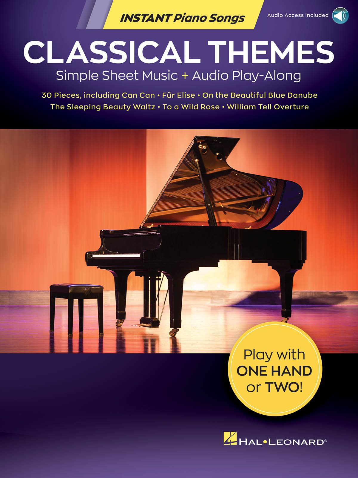 Classical Themes - Instant Piano Songs: Piano