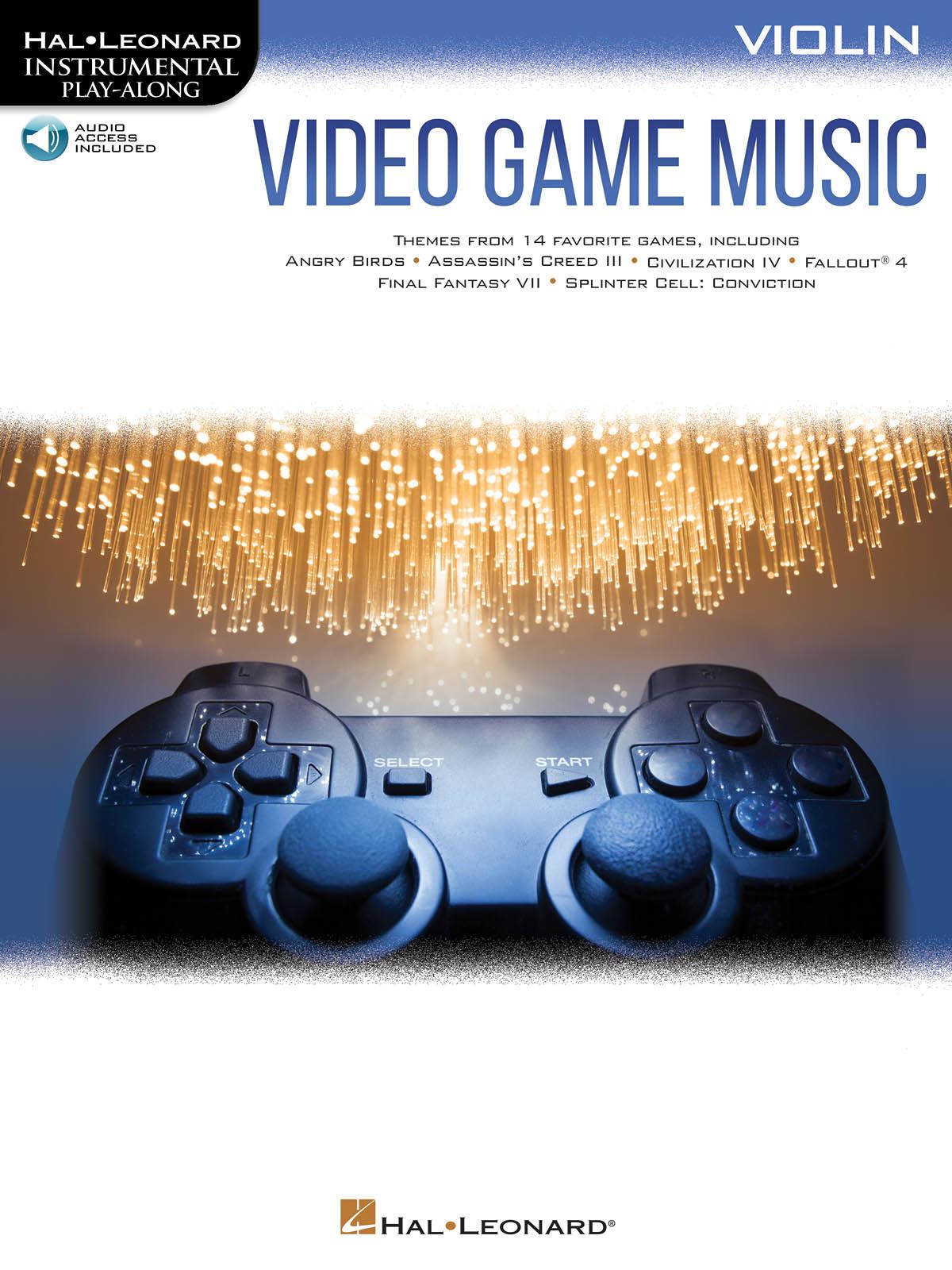 Video Game Music for Violin: Violin Solo: Instrument Album