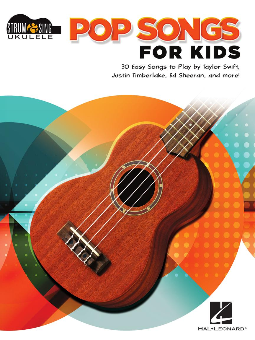Pop Songs for Kids: Ukulele Solo: Instrumental Album
