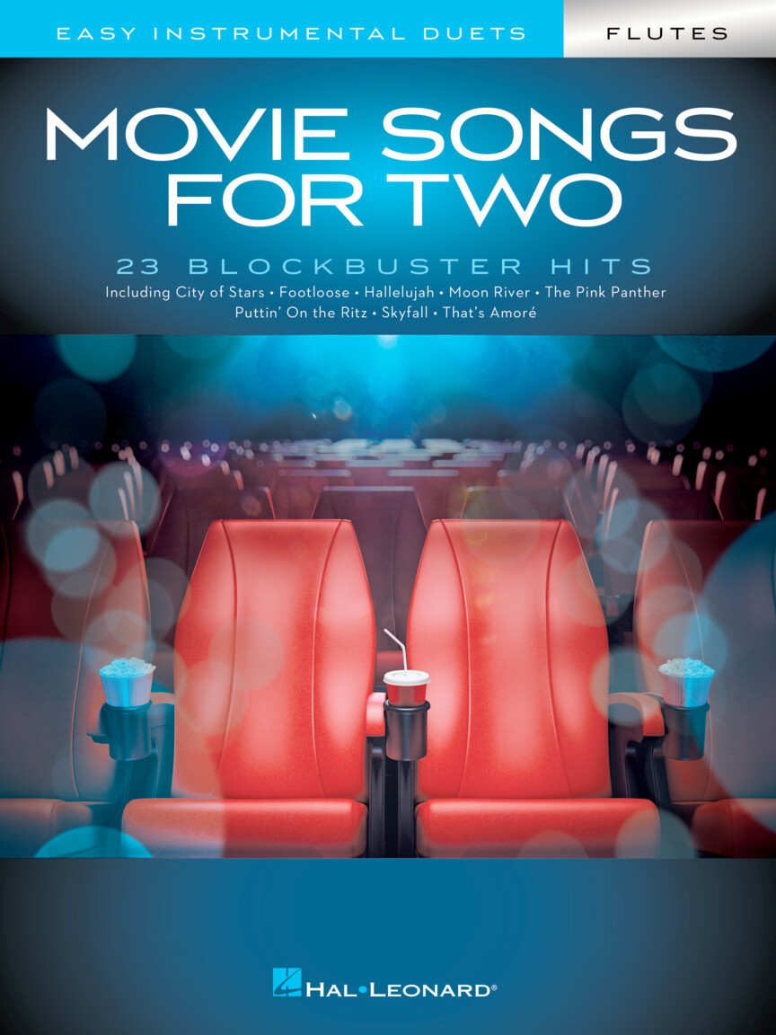 Movie Songs for Two Flutes: Flute Duet: Instrumental Album
