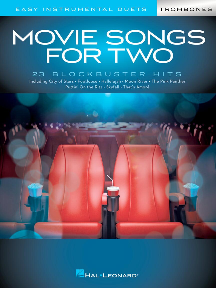 Movie Songs for Two Trombones: Trombone Duet: Instrumental Album