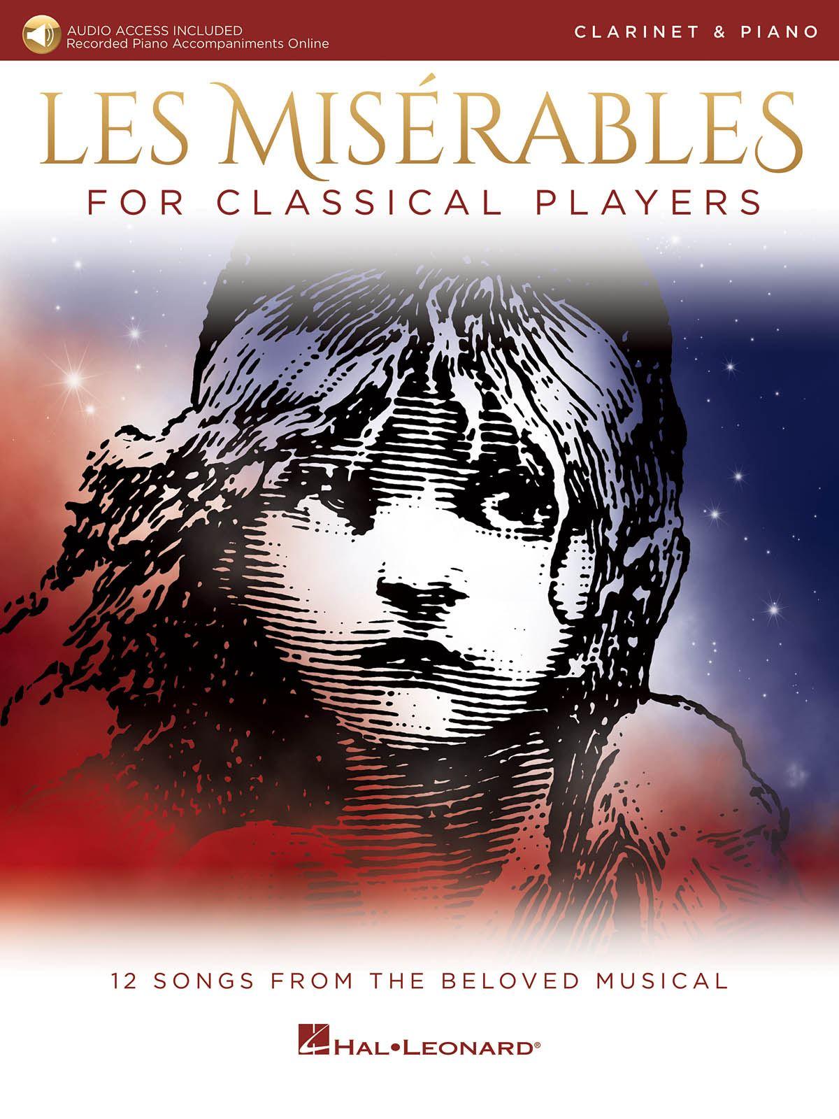 Alain Boublil Claude-Michel Schönberg: Les Misérables for Classical Players: