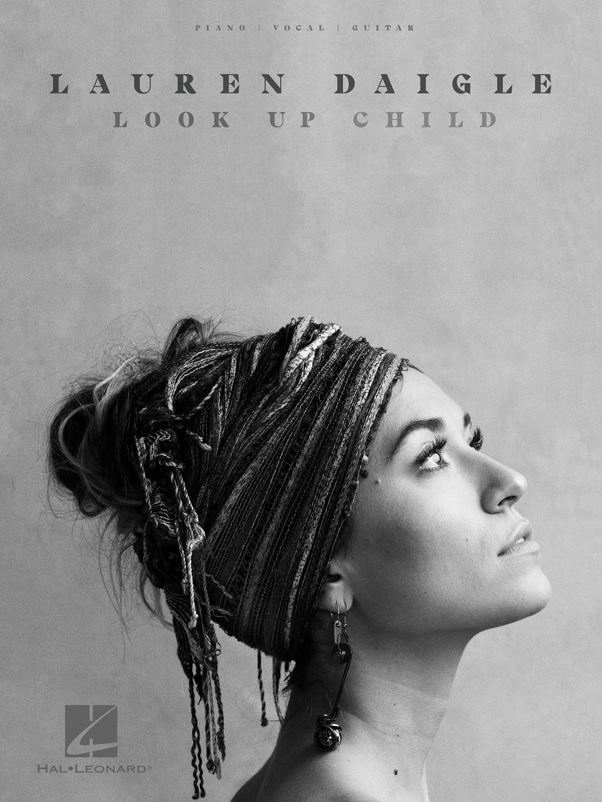 Lauren Daigle: Lauren Daigle - Look Up Child: Piano  Vocal and Guitar: Album