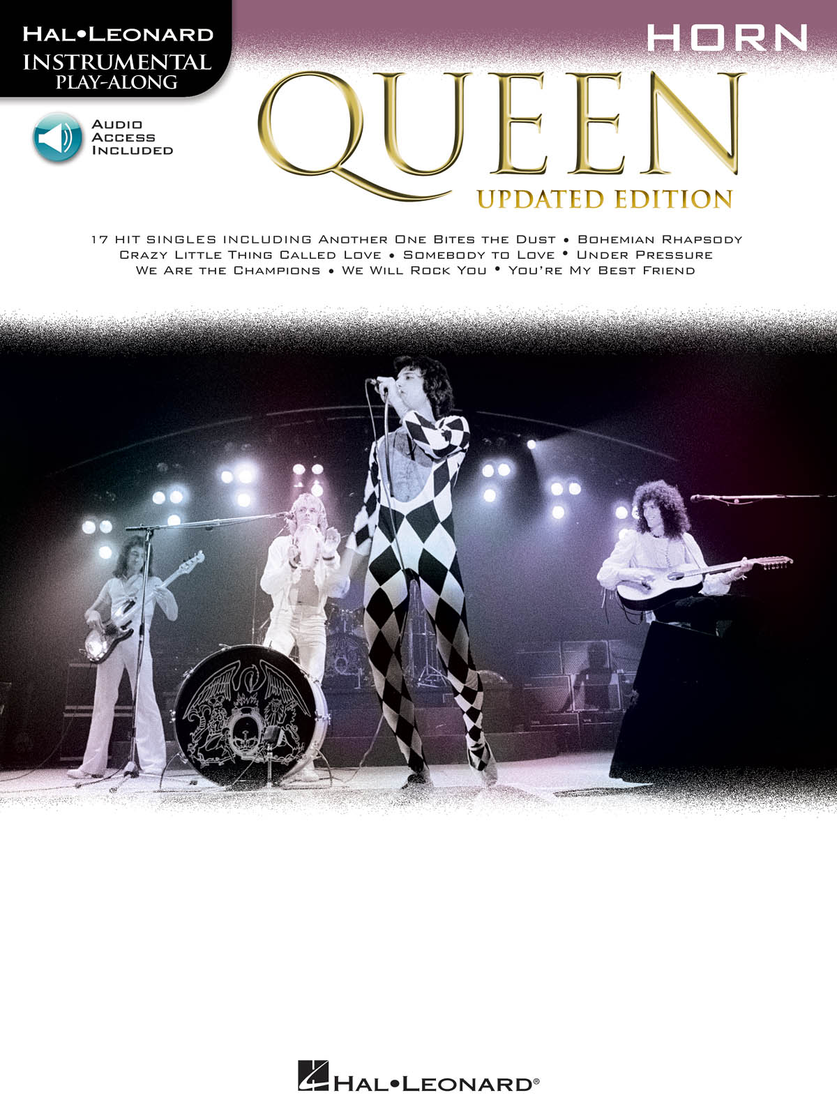 Queen: Queen - Horn (Book/Audio): French Horn Solo: Artist Songbook